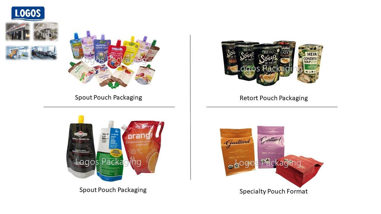 Logos Packaging – Worldwide Recognization