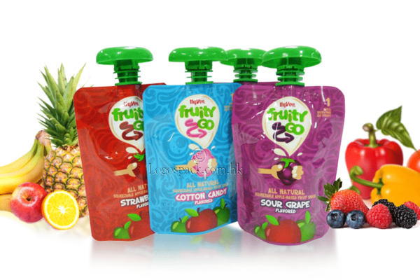 Baby Food Pouch