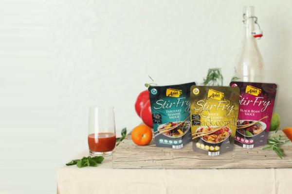 Retort Pouch For Sauce | Retort Pouch | Retort Food Packaging | flexible Retort pouches | retorable pouch | cooked food packaging | pre-prepared foods packaging | food-grade packaging