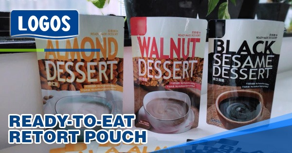 Ready-To-Eat Retort Pouch For Dessert