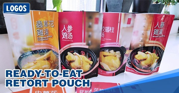 Ready-To-Eat Retort Pouch For Instant Soup