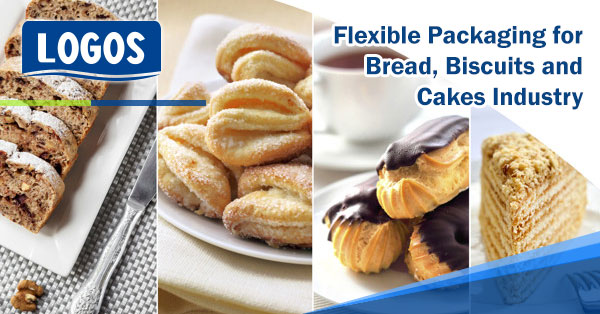 Flexible Packaging for Bread, Biscuits and Cakes