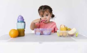 flexible packaging solution for Baby Food industry